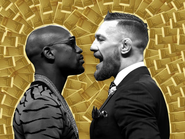 Floyd Mayweather, Jr. Vs. Conor McGregor Is The Second-Biggest Possible Fuck-You