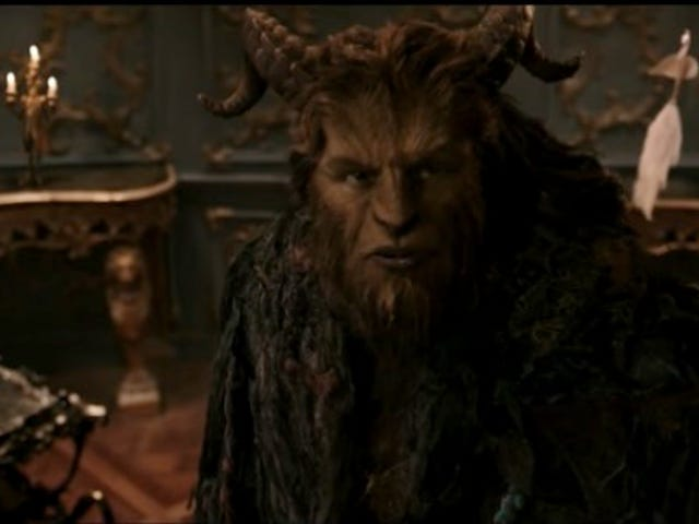 The Beast Shares His Not-So-Debonair Smile in Latest Beauty and the Beast Clip