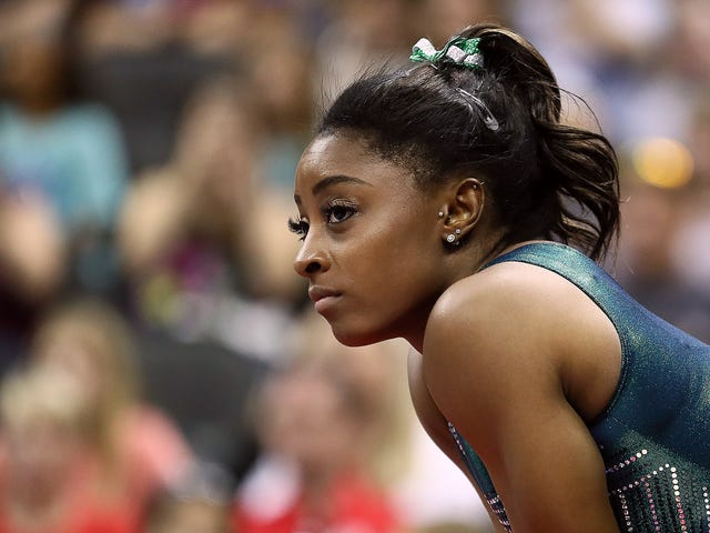 Simone Biles Speaks Out on Brother's Murder Arrest: 'My Heart Breaks for Everyone Involved'