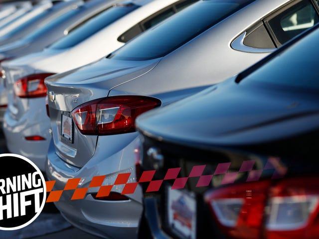 Penjualan Mobil Buruk Diproyeksikan untuk 2019 Karena Mobil yang Tidak terjual Duduk di Banyak Dealer
