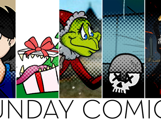 Sunday Comics: ¿Un solo huevo crudo?