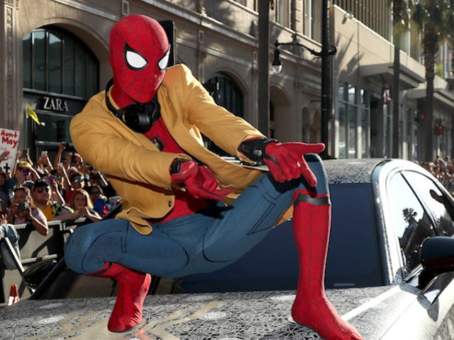 Spider-Man: Homecoming's Car Marketing Betrays a Great Piece of Spidey Lore