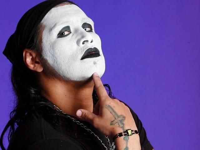 Charly Manson finally back at Lucha Libre!!