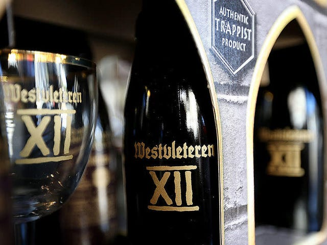 Famed Westvleteren Brewery opens its doors for online Trappist beer business