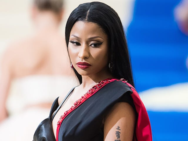 Nicki Minaj Is Gifted Key to Queens, New York