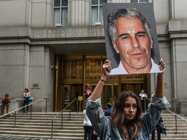 Jeffrey Epstein Allegedly Relied on a 'Ring' of Women to Recruit Victims