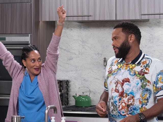 Baby Bow?  <i>Black-ish</i> Prequel Baserat på Tracee Ellis Ross &#39;Character May Be In The Works