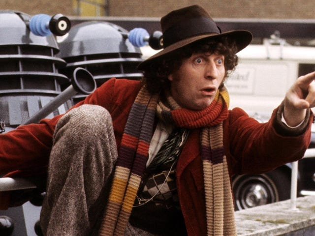 Is There a Better Individual Season of Doctor Who Than Tom Baker's Debut?