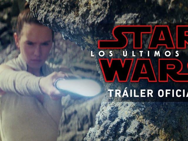 Star Wars: Los Últimos Jedi - Analisis del segundo trailer
