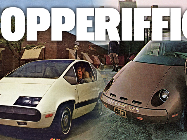 Une fois, Big Copper construit des voitures électriques étonnantes