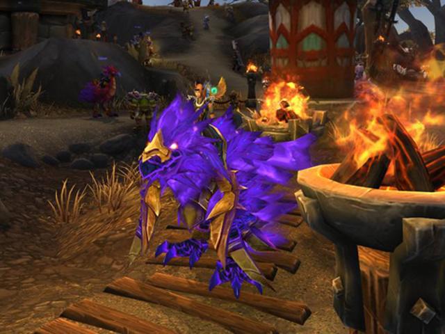 Πώς να πάρει το νέο σούπερ Σπάνιο Όρος <i>World of Warcraft</i>