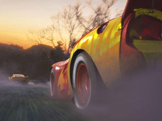 Hay algo extraño sobre los <i>Cars 3</i>
