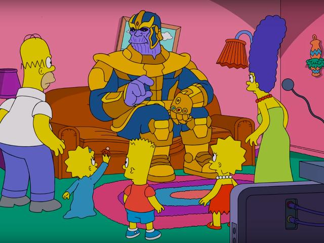 Aquí están todas las personas famosas que hacen voces en The Simpsons y Bob's Burgers la próxima temporada
