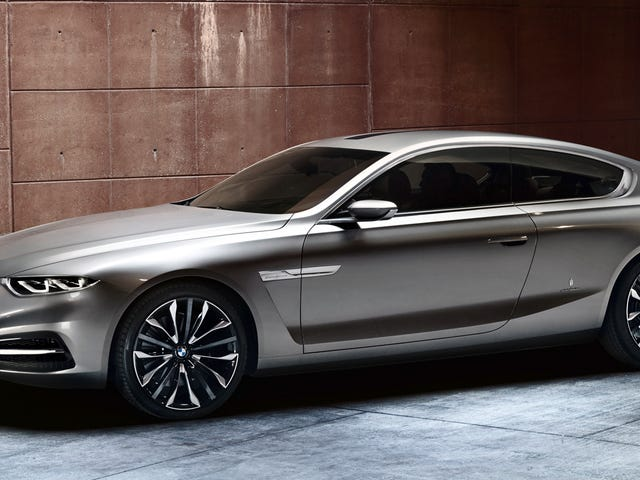 Will BMW Finally Bring Back The 8 Series Or What?
