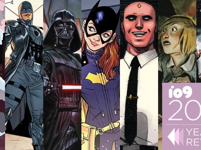 20 кращих коміксів та графічних романів 2015 року