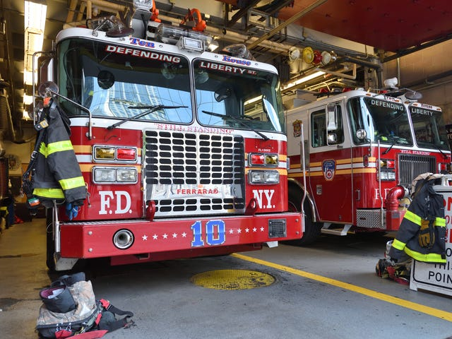 White Brooklyn Firefighter Shouts Racist Insult at Medical Technician: 'Just Do Your Job You Black Bitch'