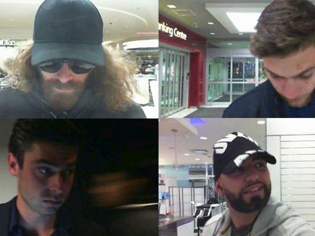 चोरों की अंगूठी बुगी बिटकॉइन एटीएम से $ 150,000 स्वाइप होती है, और पुलिस यह पता नहीं लगा सकती कि वे कौन हैं