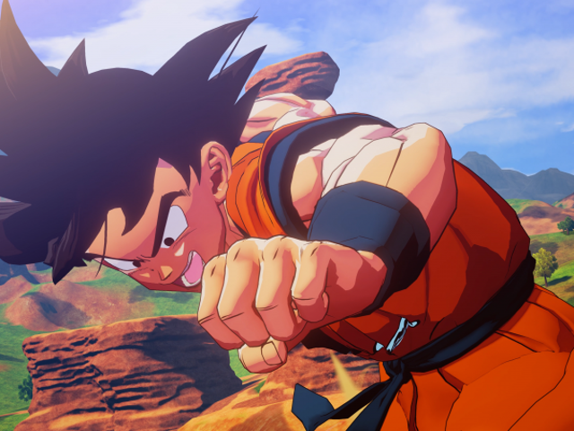 The new Dragon Ball Z game is a pitch-perfect recreation of a godawful kids' cartoon
