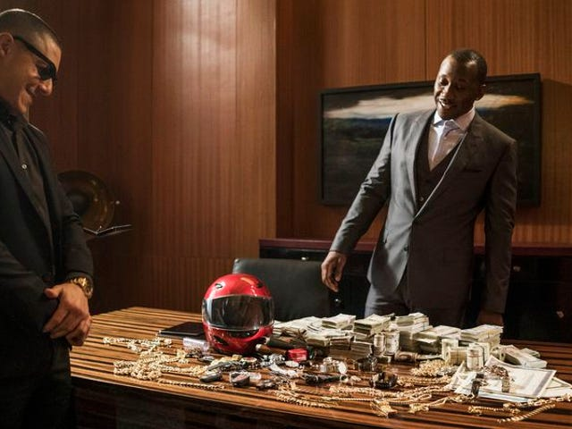 Is Luke Cage the weakest part of Luke Cage?