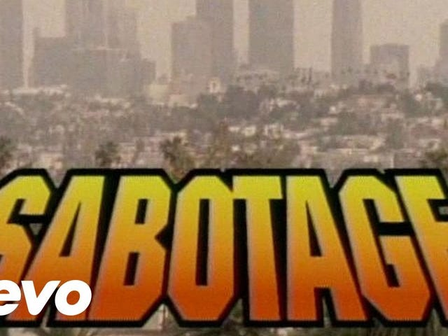Beastie Boys -- 'Sabotage'