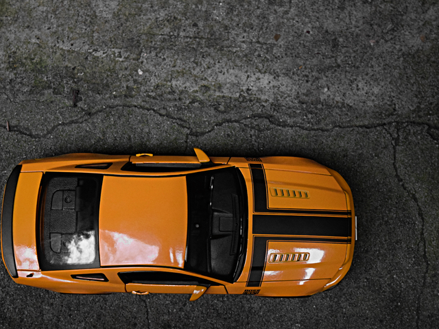 2013 Ford Mustang Boss 302 by Shelby Collectibles
