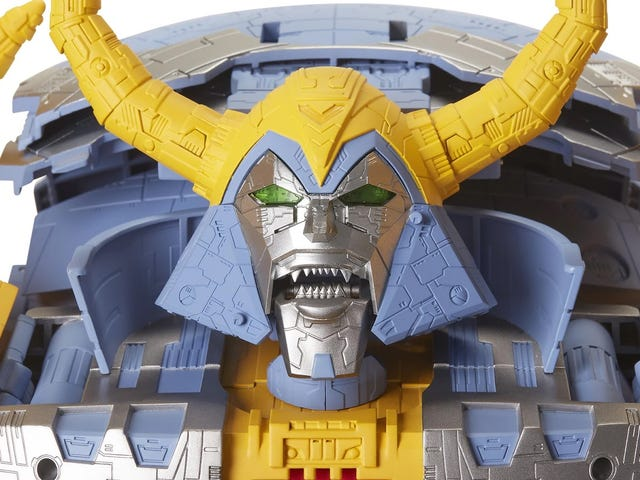Hasbro Wants To Make A 2-Foot-Tall, $575 Transformers Unicron Toy