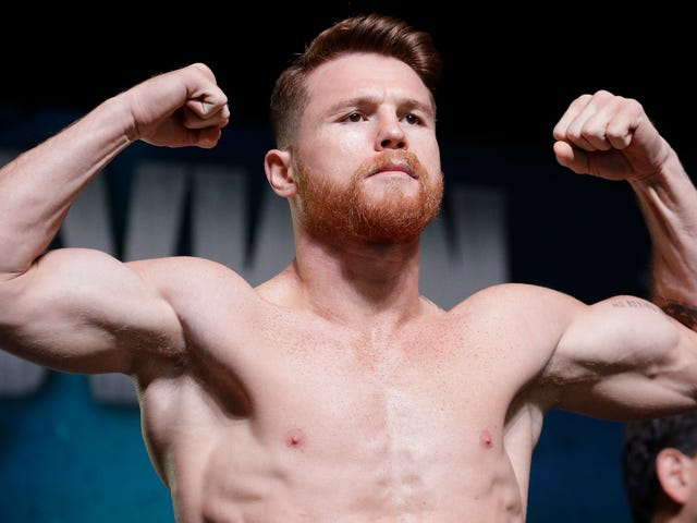 Canelo Álvarez Blames Tainted Meat For Positive Drug Test