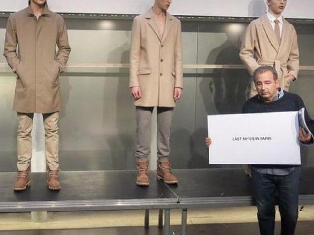 Fransız Tasarımcı, En Son Koleksiyon İçin N Kelimesini Kullanıyor, Kanye'nin Kendisini Onayladığı Diyor