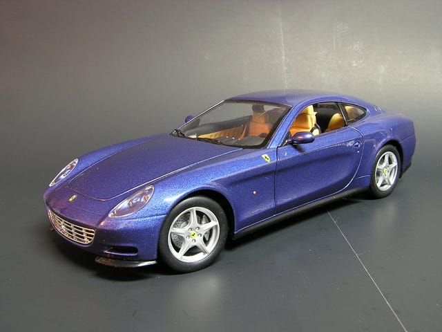 Ferrari Friday: Hot Wheels Ferrari 612 Scaglietti