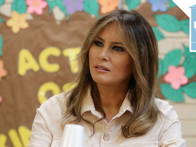 Melania Trump 'Truly No Longer Cares'