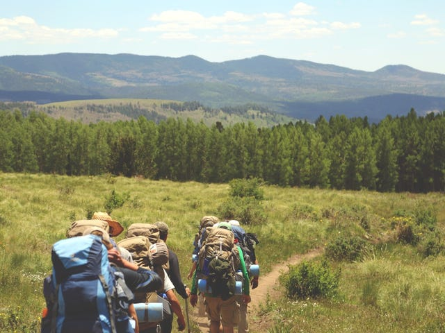 Calculate How Many Calories You Burn When Hiking With a Backpack
