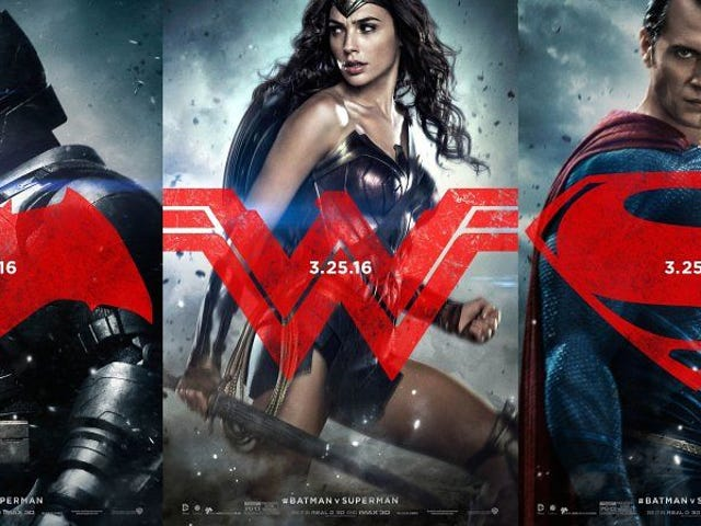Here Comes the Night: Thoughts on Batman v Superman