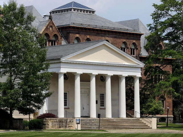 WWJD: Seminari Teologi Princeton Mengumumkan Rencana Reparasi $ 27 Juta