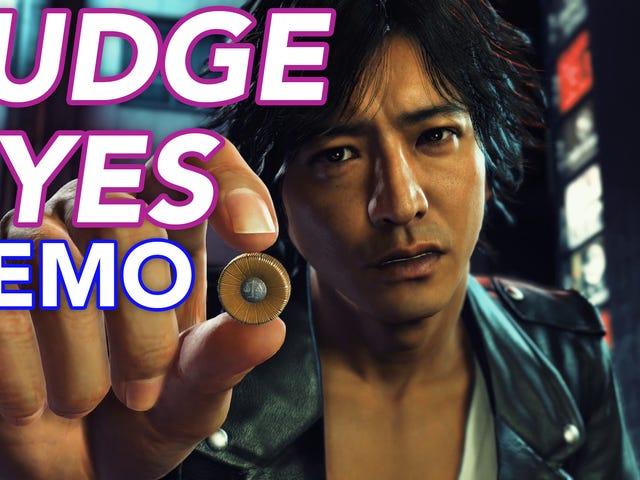 Nós traduzimos o novo jogo de detetive dos fabricantes de <i>Yakuza</i>