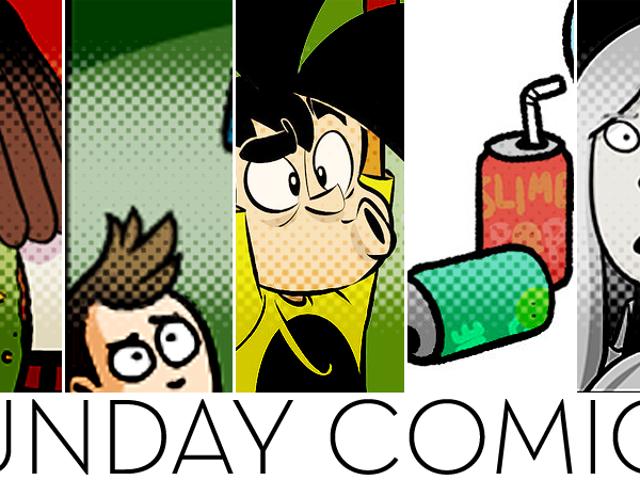 Sunday Comics: Digital Toilet Paper