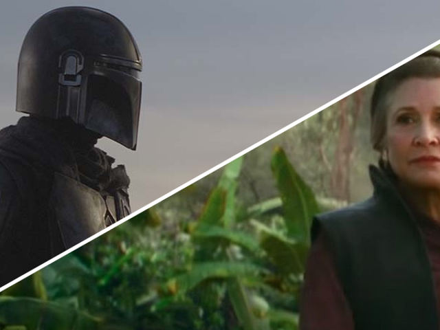 The Rise of Skywalker y los fascinantes enfoques de Mandalorian para el Servicio de Fans de Star Wars
