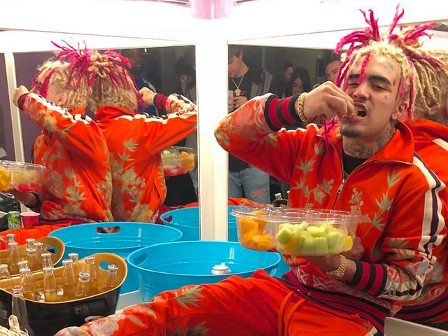 Teen Rapper Lil Pump Is 8 Million Dollars Richer (And He's Not Going Anywhere)