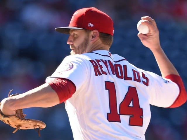 Ο Mark Reynolds είναι ... Ο πιο ενδιαφέρον άνθρωπος στο μπέιζμπολ