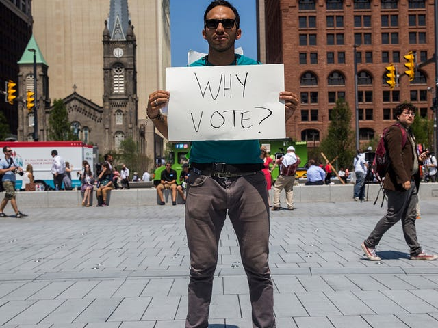 Did Voter Suppression Give Trump the Election?