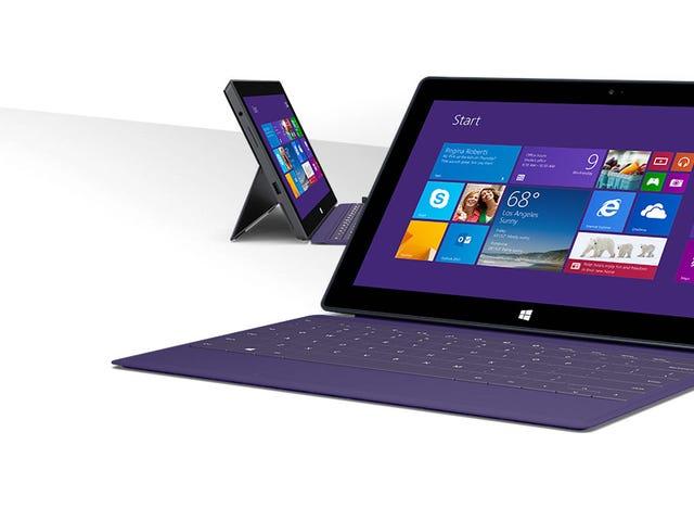 Surface Pro 2 te oud?