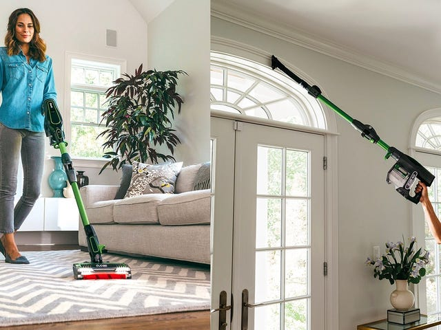Pay Less Than Ever For This Cordless Shark IONFlex Vacuum
