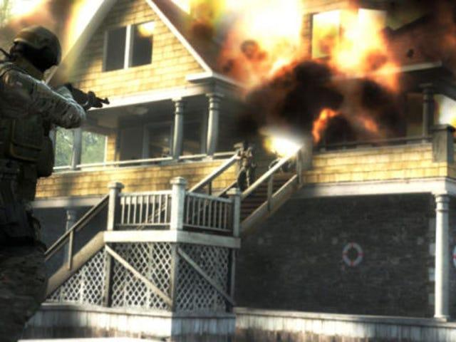 最新の<i>Counter-Strike</i>対策 プレイヤーの家を調べる
