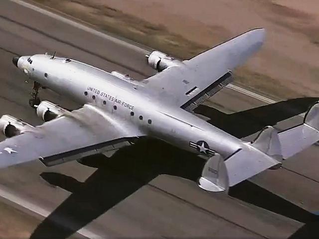 La Primera Fuerza Aérea Uno ha llevado a los cielos una vez más