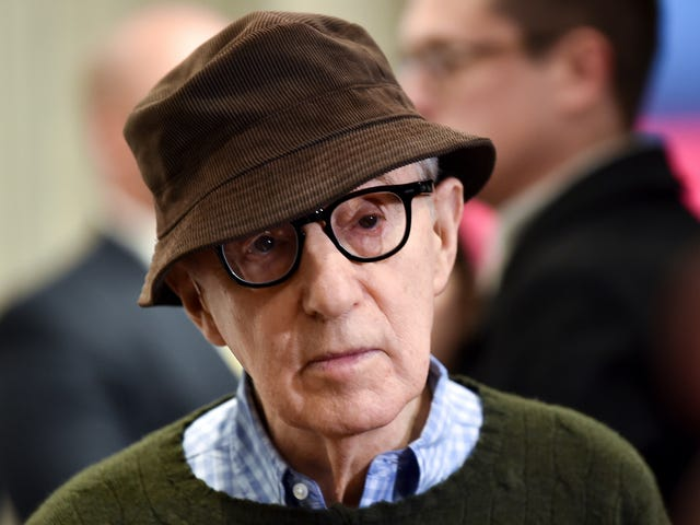 Woody Allen: 'I Should Be the Poster Boy for the #MeToo Movement'