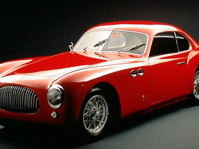 Cisitalia 202 och Genesis of Modern Car Design