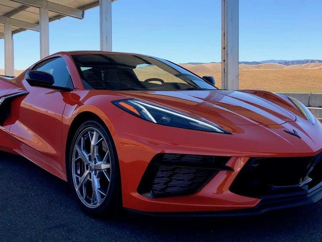 Here's What The 2020 C8 Chevrolet Corvette Sounds Like