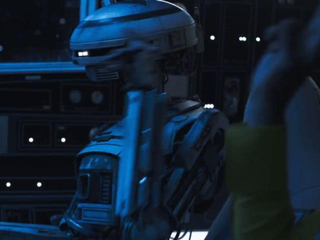 Ni el guión, ni el protagonista: este é o problema que obrigou a rodar <i>Solo: a Star Wars Story</i> dos veces