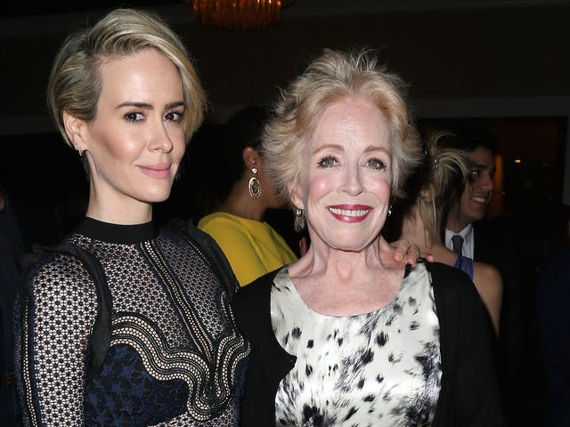Let Sarah Paulson and Holland Taylor's Love Warm Your Heart On This Cold Day