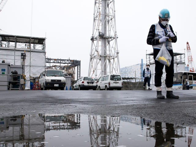 The Fukushima Cleanup Is Progressing, But at a Painstaking Pace