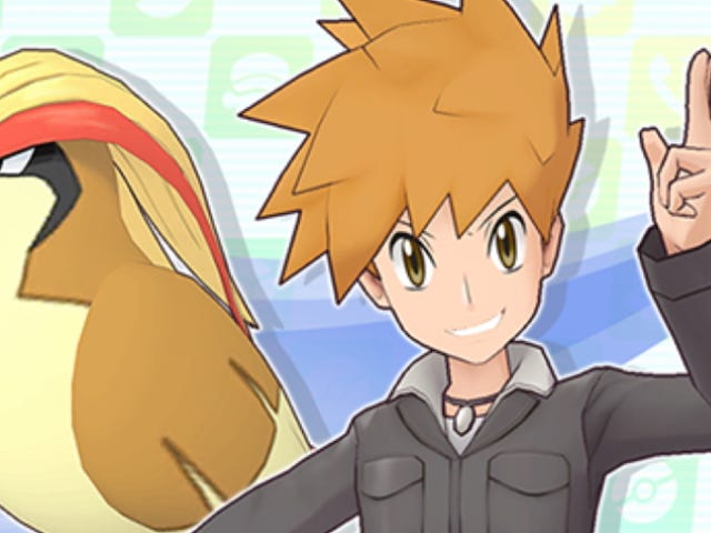 Pokémon Masters received its first big event today